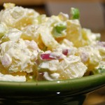 Traditional American Potato Salad